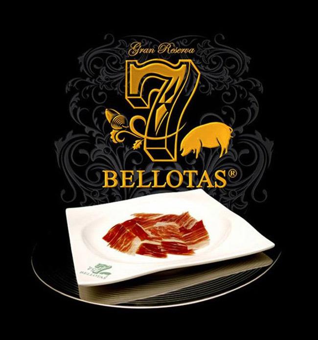 jambons pata negra bellota, jambon iberique bellota